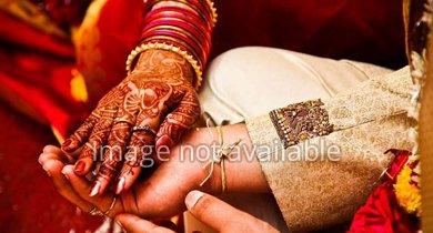 Shilpa with Gaurav Matrimony Success Story